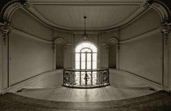 Escalera en un castillo Fotografía de archivo libre de regalías