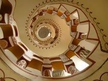 Escalera encima de la torre Fotos de archivo