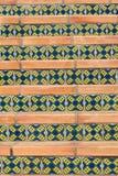 Escalera española del estilo Fotografía de archivo libre de regalías