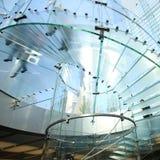 escalera espiral Foto de archivo