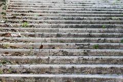 Escalera, Garbatella, Roma, Italia fotos de archivo libres de regalías