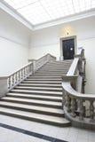 Escalera a la sala de conferencias Fotografía de archivo