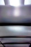 Escalera ligera Foto de archivo libre de regalías