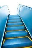 Escalera móvil Foto de archivo