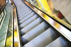 Escalera móvil Imagen de archivo libre de regalías