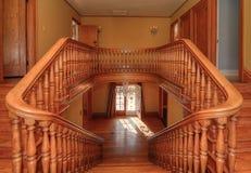 Escalera magnífica Foto de archivo libre de regalías