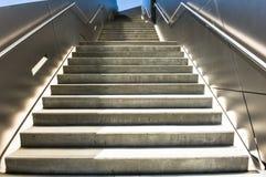 Escalera moderna Imagenes de archivo