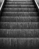 Escalera móvil Fotografía de archivo