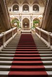 Escalera noble Fotos de archivo