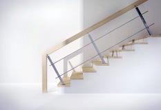Escalera peligrosa Foto de archivo libre de regalías