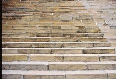 Escalera Taiwán de la roca Imágenes de archivo libres de regalías