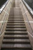 Escalera urbana Fotos de archivo libres de regalías