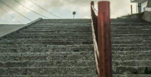 escaleras Foto de archivo