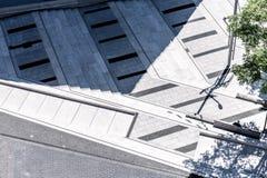 Escaleras abstractas Fotos de archivo libres de regalías