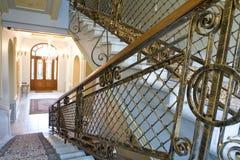 Escaleras agradables Fotos de archivo