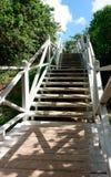 Escaleras al aire libre Foto de archivo libre de regalías
