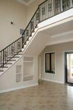Escaleras caseras Foto de archivo libre de regalías
