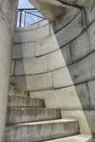 Escaleras circulares Fotografía de archivo libre de regalías