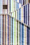 Escaleras coloreadas Fotografía de archivo libre de regalías
