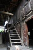 Escaleras de Dong Minority Imagenes de archivo