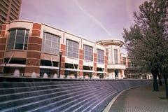 Escaleras de la fuente en Lexington Fotografía de archivo
