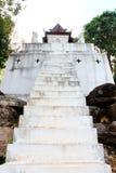 Escaleras de la torre del reloj Foto de archivo