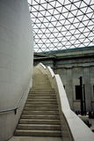 Escaleras de mármol Fotos de archivo