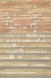 Escaleras de mármol en el muelle Fotografía de archivo libre de regalías