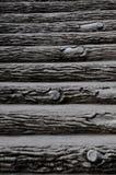 Escaleras de madera Fotografía de archivo libre de regalías