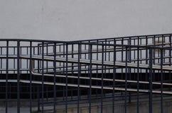 Escaleras de Overlaping Fotos de archivo libres de regalías