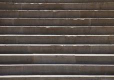 Escaleras de piedra Imagen de archivo libre de regalías