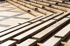 Escaleras de piedra Fotografía de archivo libre de regalías