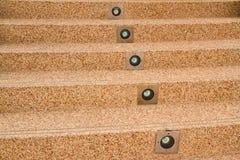 Escaleras de Uplight. Imagen de archivo libre de regalías