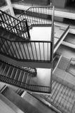 Escaleras del aire Imagenes de archivo