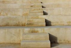 Escaleras del Amphitheatre Imagen de archivo libre de regalías
