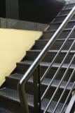 Escaleras del buey Imagen de archivo libre de regalías