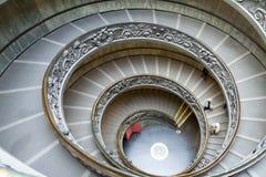 Escaleras del círculo Fotos de archivo