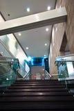 Escaleras del laboratorio Fotografía de archivo libre de regalías