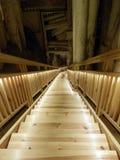 Escaleras del Lit Fotografía de archivo
