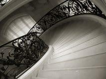 Escaleras del palacio Foto de archivo