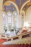 Escaleras del palacio de la paz Foto de archivo