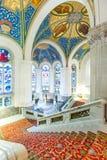 Escaleras del palacio de la paz Fotografía de archivo libre de regalías