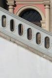 Escaleras del renacimiento Fotos de archivo