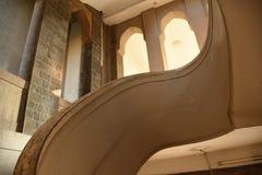 Escaleras elípticas Fotografía de archivo libre de regalías