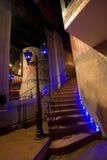 Escaleras electricyty1 Fotos de archivo