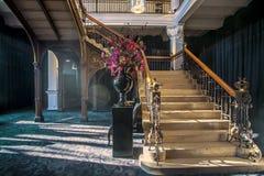 Escaleras en el interior Fotografía de archivo