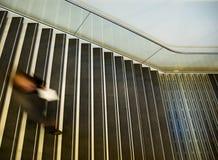 Escaleras en el museo Imagenes de archivo