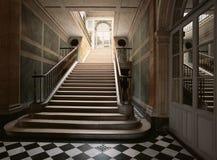 Escaleras en el palacio de Versalles Imágenes de archivo libres de regalías