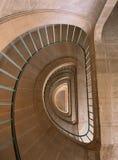 Escaleras espirales en el palacio de Versalles Imágenes de archivo libres de regalías