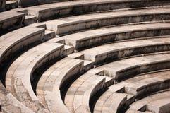 Escaleras griegas imagen de archivo libre de regalías